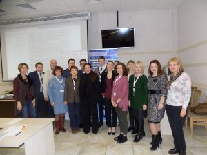 Excellent feedback for our training sessions from the participants at 'HORIZON 2020 IN BELARUS 2018 WEEK'