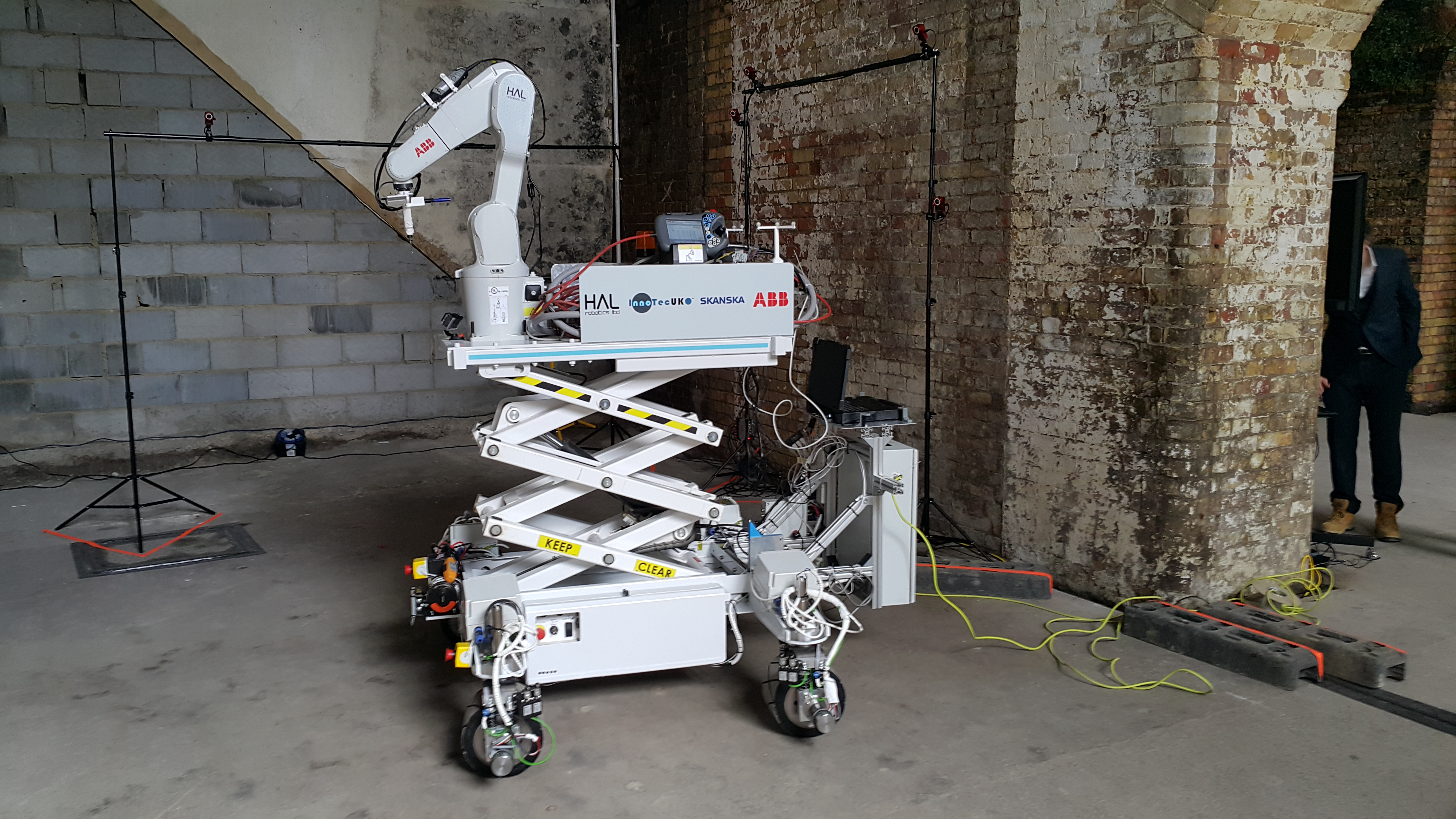 Project news: CAMERA – We are pleased to announce the successful demonstration of one of our collaborative projects CAMERA