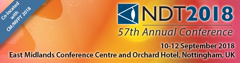 InnoTecUK attends and presents a paper at NDT 2018